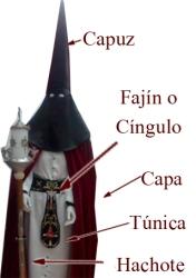 capirote lanzada