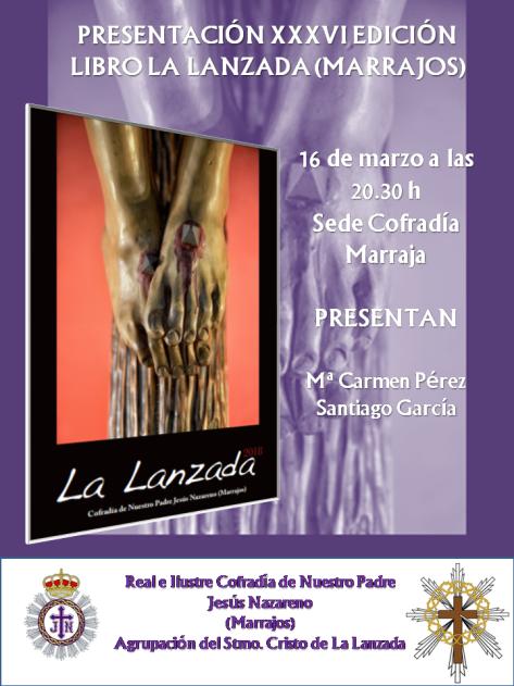 presentación libro lanzada